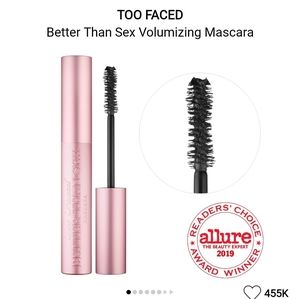 *new*Too Faced Better than Sex mascaras